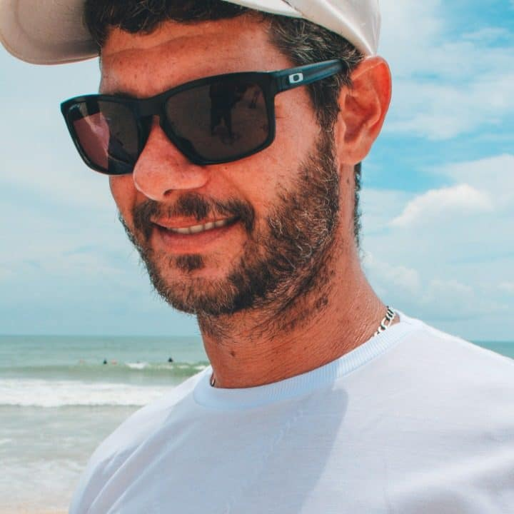 Felipe Brayner Biologo de Onda Limpa